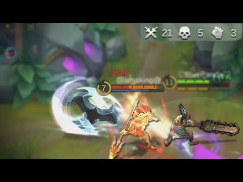 Mobile Legends Lapu Lapu Gameplay