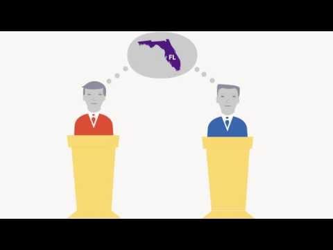 Understanding Red States, BlueStates, & Purple States