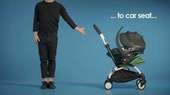Xe đẩy Babyzen Yoyo 6+ nhập khẩu từ Pháp với giá chỉ 12,3 triệu