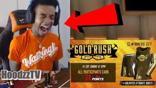 GOLD RUSH Makes FlightReacts Rage Rush ????| NBA 2K19 Rage/Funny Moments