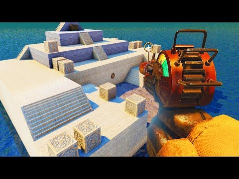 INTENSE PYRAMID ZOMBIES CHALLENGE! (Call of Duty Black Ops 3 Custom Zombies)