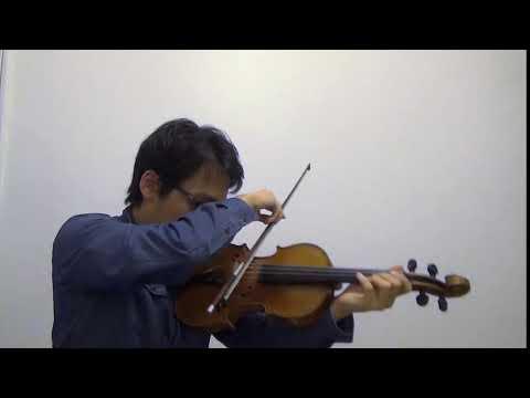 The Romantic Violinist vs the Baroque violinist