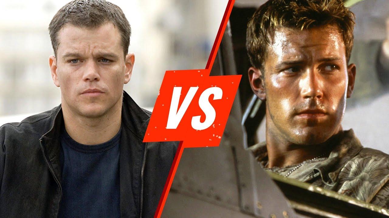 Matt Damon vs. Ben Affleck   Rotten Tomatoes