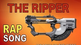 CALL OF DUTY RAP SONG - THE RIPPER (GHOSTS WEAPON)