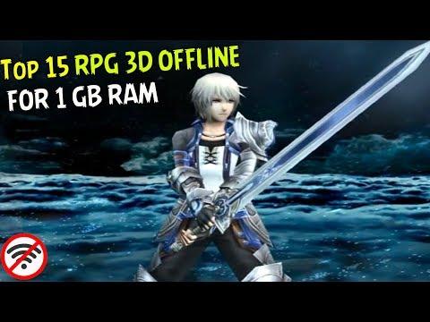 15 Games Android RPG 3D Offline Terbaik Buat RAM 1 GB I Best Android RPG 3D Offline For 1 GB RAM
