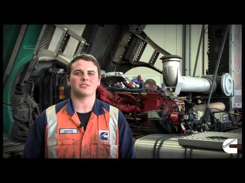 Cummins South Pacific - Apprenticeship program
