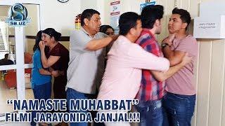"""Namaste muhabbat"" filmi jarayonida ""janjal""!!!"