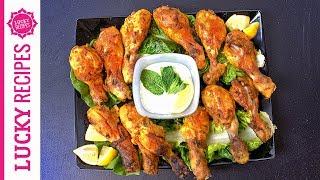 Tandoori Chicken Rezept –  BBQ Indian Style