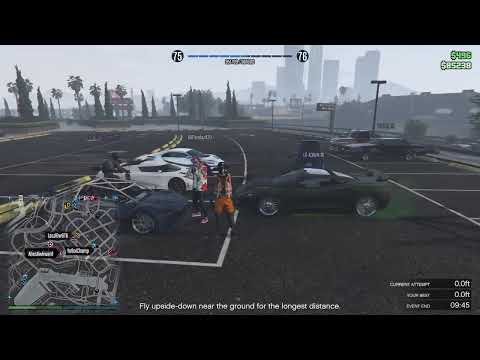 GTA 5 Online Car Show/Garage Tour PS4 Open Lobby Clean And Chill
