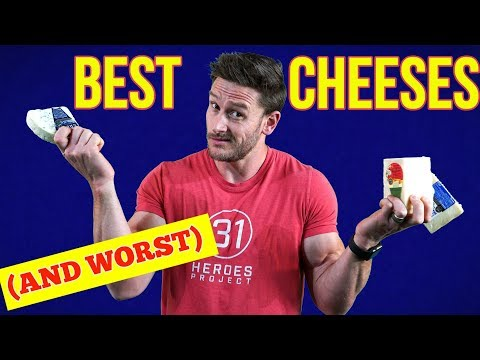 Top Cheeses to Eat on Keto (and avoid)