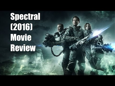 Spectral (2016) Movie Review