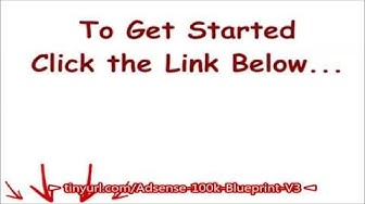 100k Adsense Revenue Blueprint Blackhat | Adsense $100k Blueprint Review
