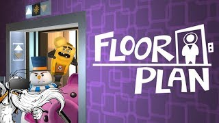 "Floor Plan VR Gameplay - ""HELP! I"