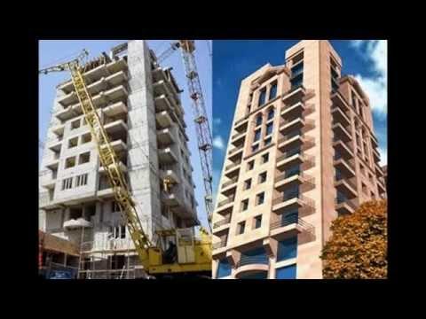 Современные и будущие проекты Еревана - Present And Future Projects Of Yerevan