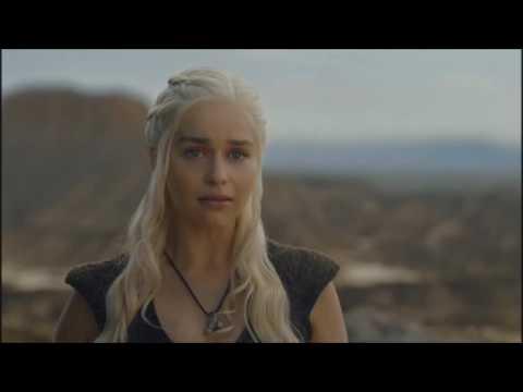 Game of Thrones Season 6 Episode 5 'Khaleesi and Jorah Mormont Scene' [HD]
