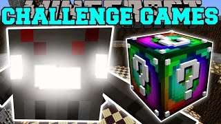 Minecraft: SPIDER TITAN CHALLENGE GAMES - Lucky Block Mod - Modded Mini-Game(The Challenge Games begin and we must destroy the Spider Titan! Jen's Channel http://youtube.com/gamingwithjen Don't forget to subscribe for epic Minecraft ..., 2016-03-17T03:16:49.000Z)