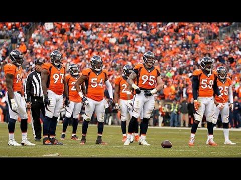 Denver Broncos Defense || 2016 Highlights || No Heart