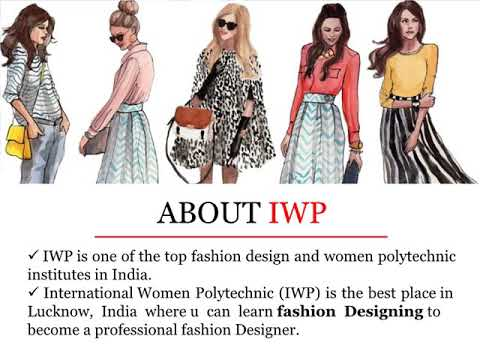 Best Fashion Designing Institute In Lucknow Youtube