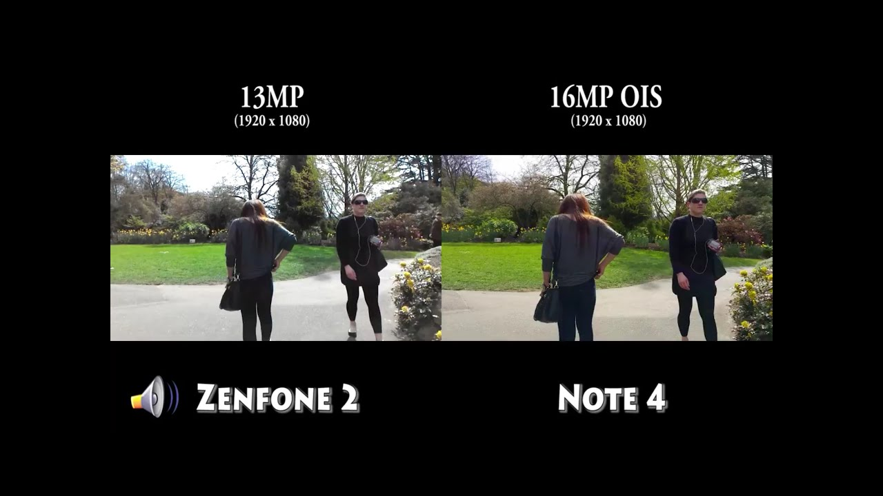 ZenFone 2 4GB RAM Vs Note 4