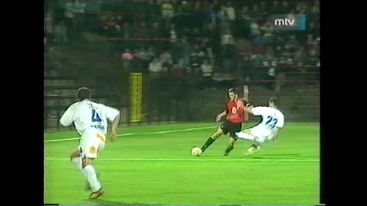 Pécs-Zalaegerszeg | 1-0 | 2003. 09. 13 | MLSZ TV Archív