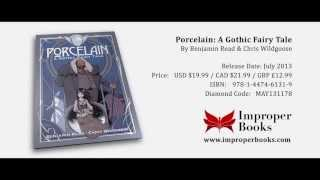 Porcelain: A Gothic Fairy Tale Trailer