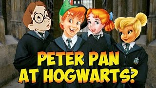 What if Peter Pan Went to Hogwarts? (Sorting Disney Characters)