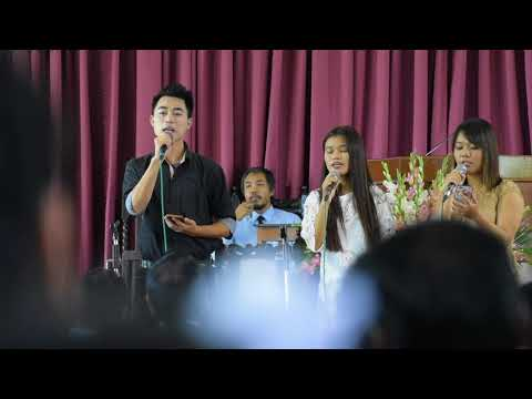 God is in the shadow - Da-credo vocal band