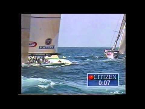 1995 Americas Cup - Team New Zealand vs. One Australia