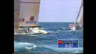 1995 Americas Cup - Team New Zealand vs. One Australia