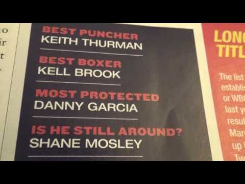 Why Is Ring Magazine Hating On Danny Garcia? EsNews Boxing