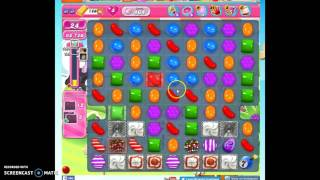 Candy Crush Level 464 help w/audio tips, hints, tricks