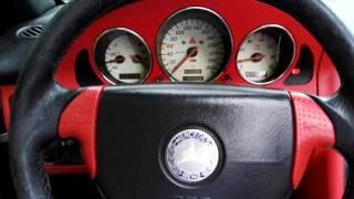 Mercedes SLK 230 Kompressor (R170) - Review