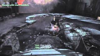 MW3 - Intel Locations - Down The Rabbit Hole - Mission 15 - Scout Leader Achievement/Trophy guide