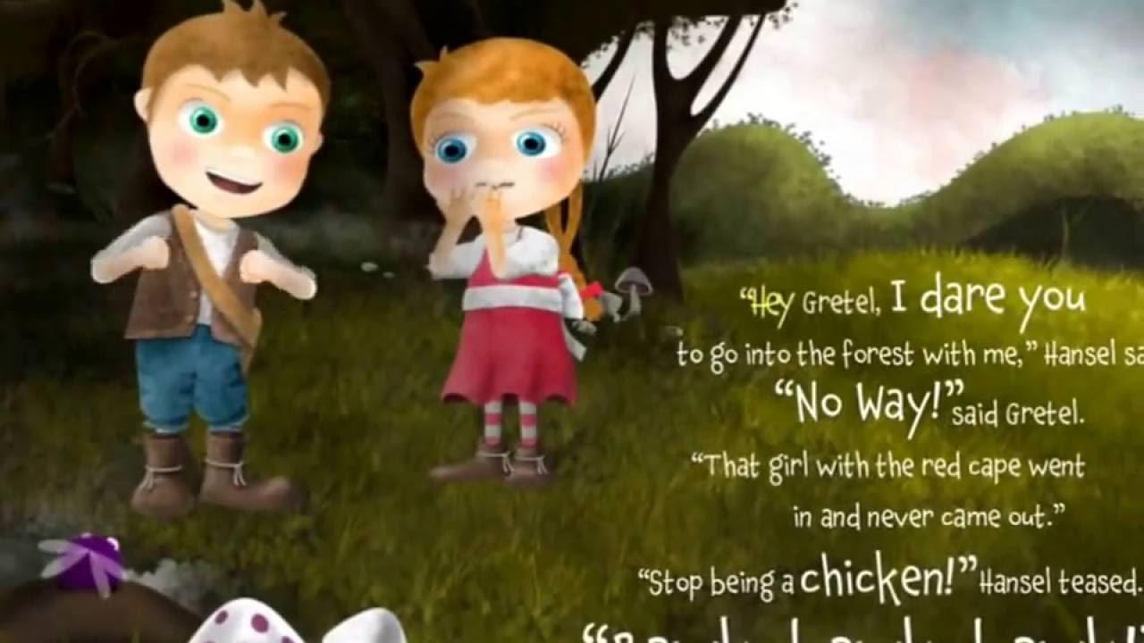 Bedtime story | Hansel and Gretel