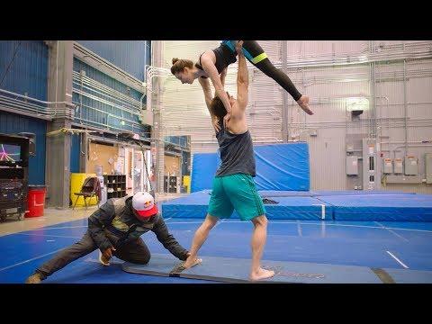 Developing a Performance | Cirque du Soleil - Volta