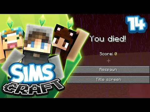 ITS THE END?!- SimsCraft - Ep.15 - FINALE