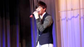 20111216 瑪利曼中學校園演唱: 黃鴻升(小鬼)- 七十億分之一