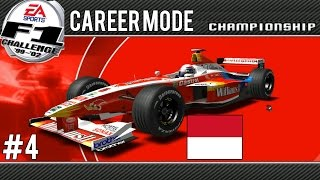 F1 Challenge 99-02 | Career Mode | Part 4 Monaco