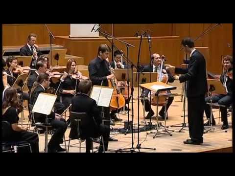 Mozart Oboe Concerto - Ivan Kobylskiy - Martin Fratz (Düsseldorfer Symphoniker)
