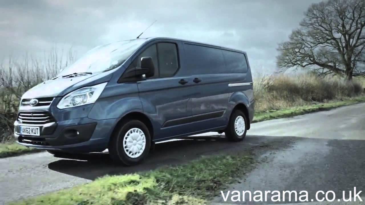 Ford Transit Custom Review (Transit Custom 2013)