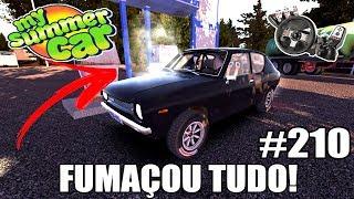 My Summer Car - QUANTOS CAVALOS TEM O SATSUMA COM NITRO? #210