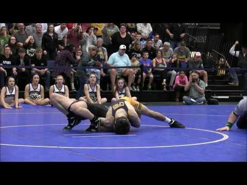 Sand Springs vs Broken Arrow 2017 6A Dual State Finals