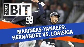 Seattle Mariners at New York Yankees   Sports BIT   MLB Picks