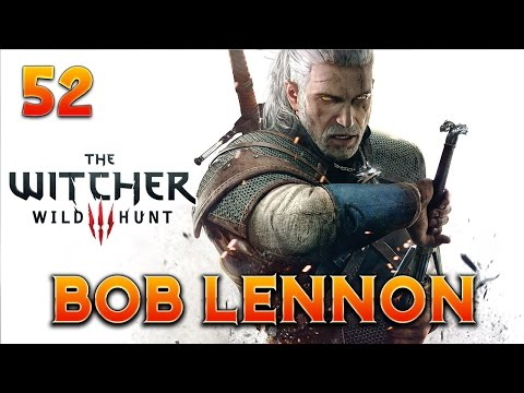 The Witcher 3 : Bob Lennon - Ep.51 : CHAT !!! CHAT !!!