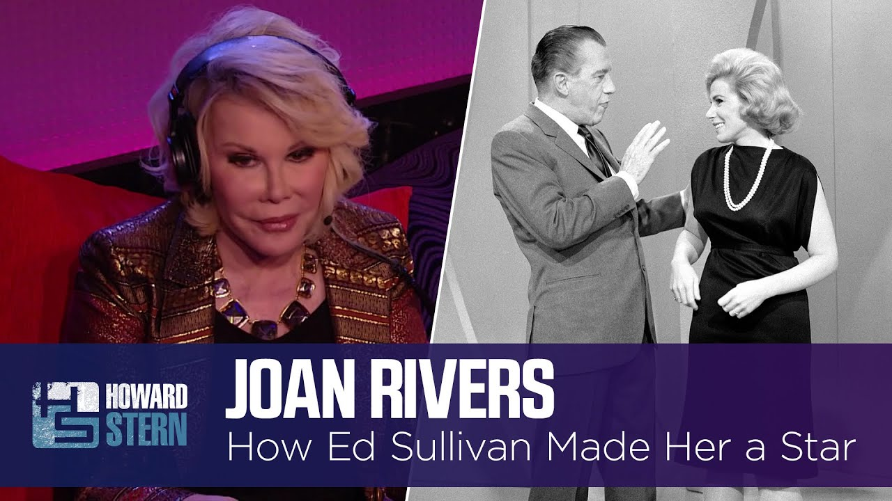 """Joan Rivers Remembers Her Time on """"The Ed Sullivan Show"""""""