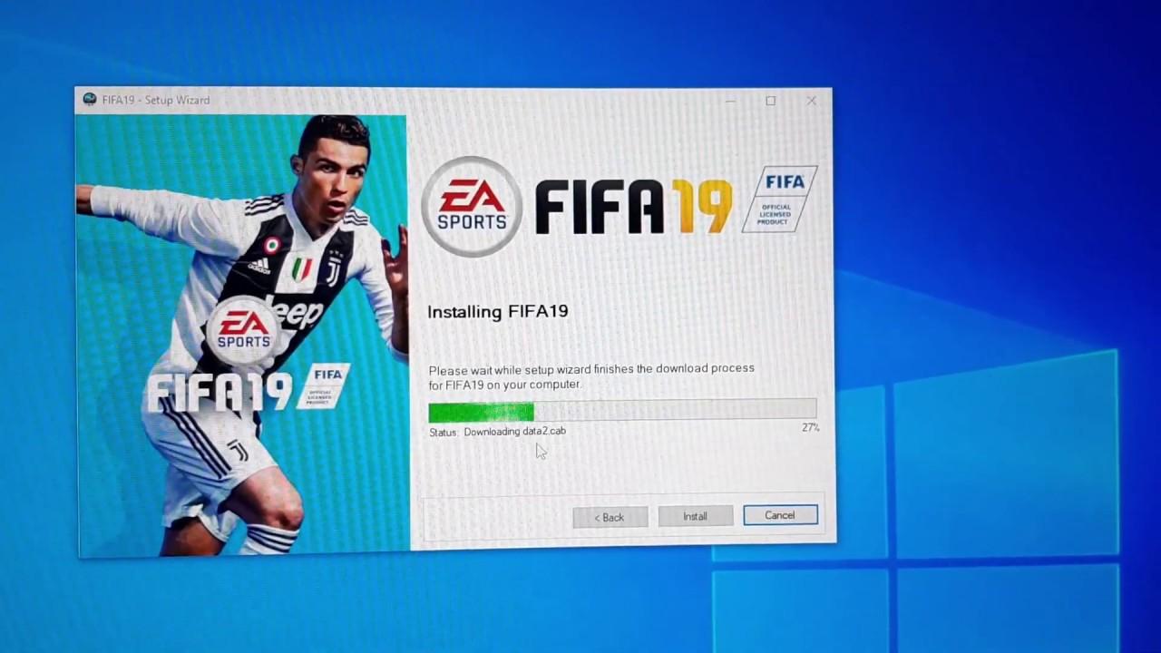 fifa 19 pc origin key free