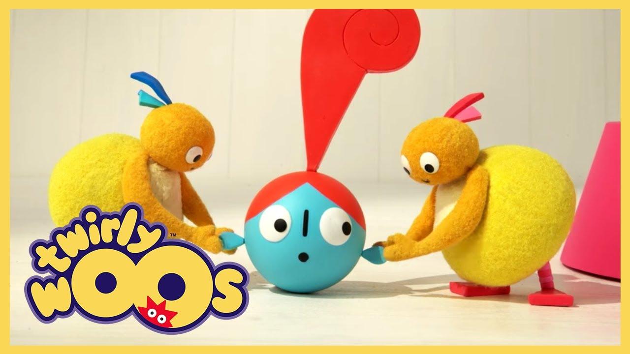 Twirlywoos Türkçe | Daha kısa ve daha kısa | Sezon 1 Bölüm 12 | Çocuklar İçin Çizgi Filmler