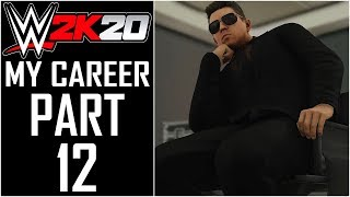 """WWE 2K20 - My Career - Let's Play - Part 12 - """"WWE Action Movie"""" 