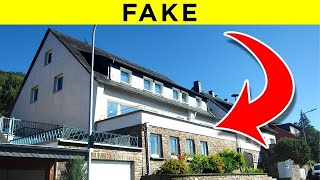 Impressive Fake Houses You'd Never Notice