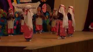 Miniklerden Halay (Anatolian Folk Dance from Girls)
